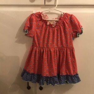 Matilda Jane girl's top size 4